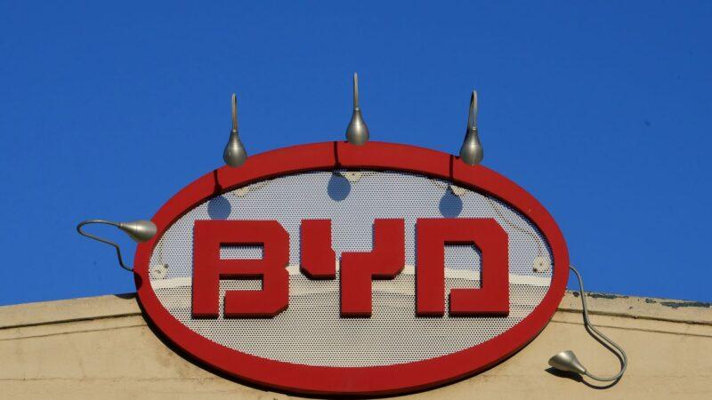 巴菲特投资的比亚迪股价暴跌 市值损200亿