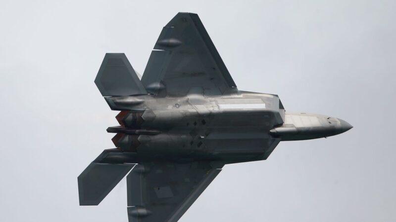 美試飛六代戰鬥機 或配激光武器免加油直達中國