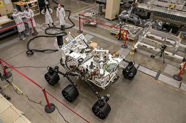 你知道嗎?毅力號火星車有個孿生兄弟