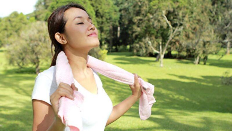 """善用腹式呼吸 让身体释放""""轻松荷尔蒙"""""""