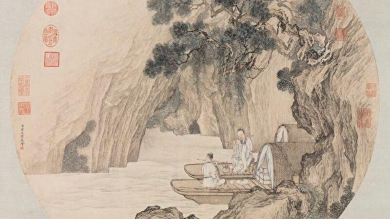 唐朝皇家珍宝 神奇的鲛绡