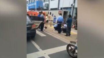 苏州幼儿园外再现随机杀人 至少1死4伤(视频)