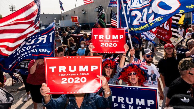 拜登本月再次造訪威州  川普支持者熱烈「歡迎」