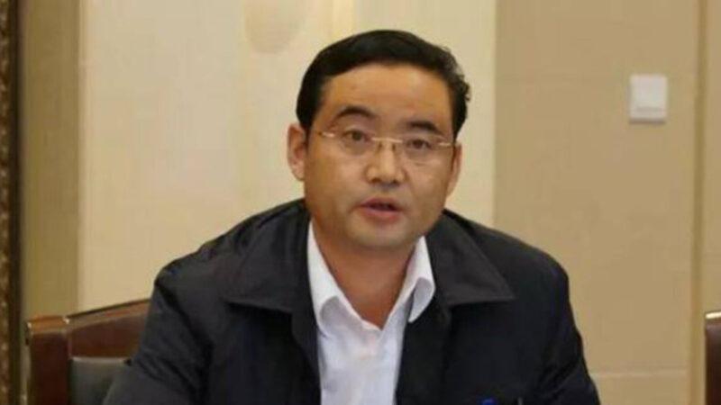 上任47天落马 青海副省长文国栋主动投案