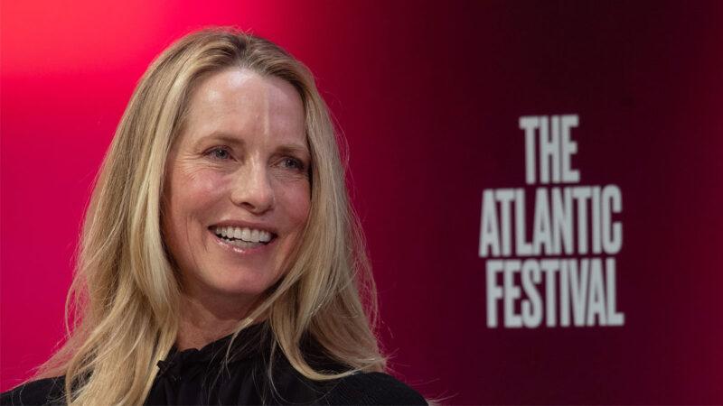 攻击川普惹议 《大西洋》杂志最大股东被揭是乔布斯遗孀