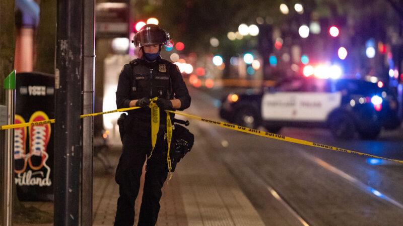 BLM暴徒槍殺川普支持者 多團體籲極左市長下台