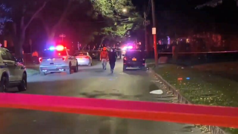 紐約州百人派對暗夜爆槍擊 已知2死14人傷