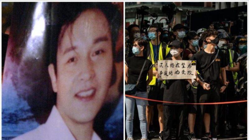 王丹纪念张国荣64岁冥诞:若活到今天 也会为香港哭泣
