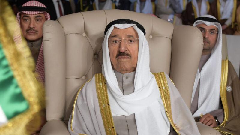 科威特元首薩巴赫過世 胞弟王儲繼位