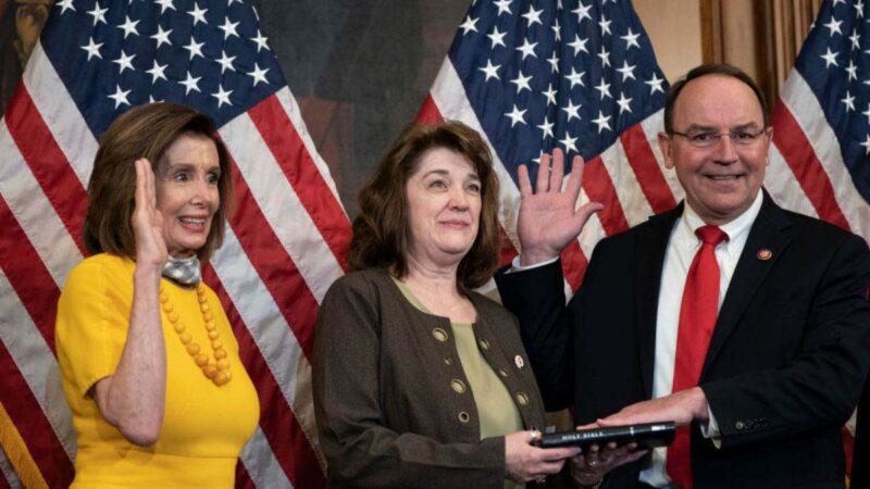 美國會提交共同決議案 籲台美正式恢復邦交