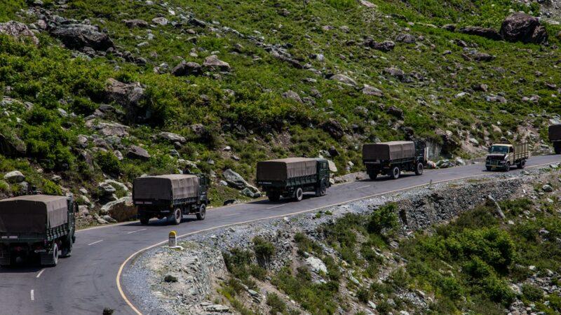 印媒:中印3阶段撤军 中共同意撤出班公湖南岸