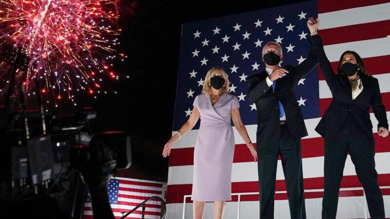 【名家专栏】魔镜!魔镜!看美国大选