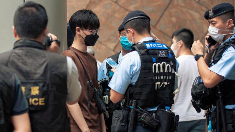 香港周日反国安法大游行 警方威胁抓人