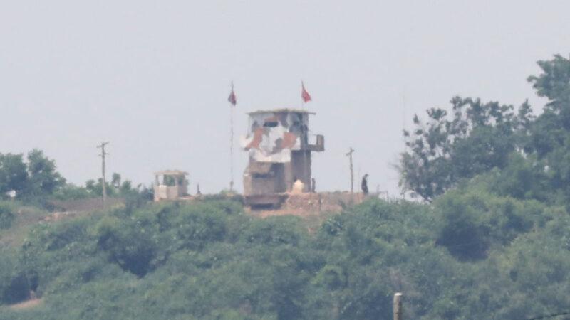 韩渔业官员疑越界 遭朝鲜残暴射杀焚尸