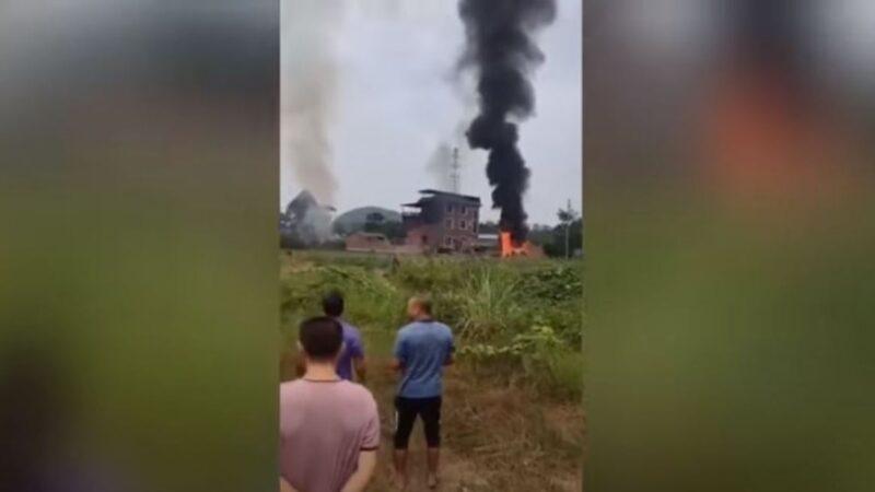 陳破空:戰機墜毀廣西 遭美台擊落?公安部長甩鍋習近平