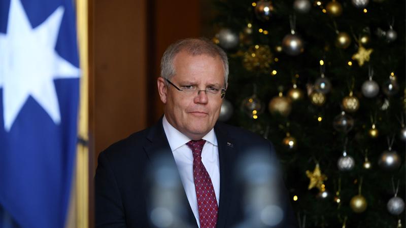 王赫:澳大利亚走向觉醒 重击中共