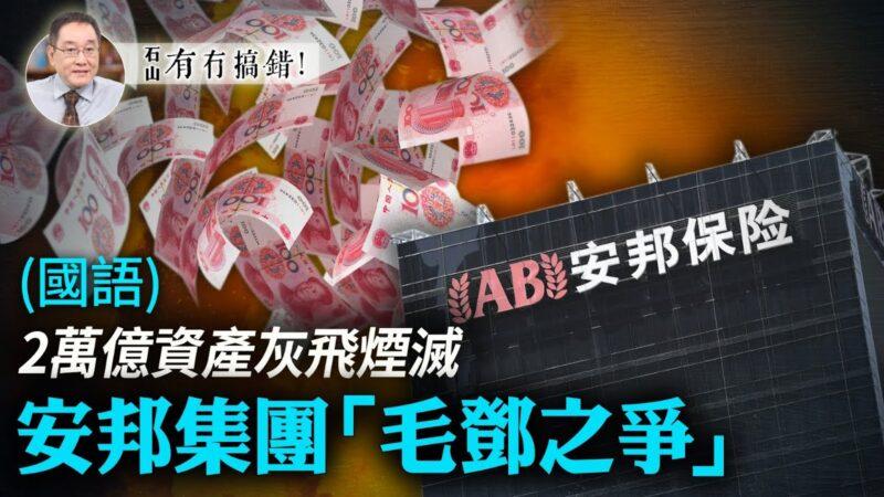 """【有冇搞错】安邦集团""""毛邓之争"""""""