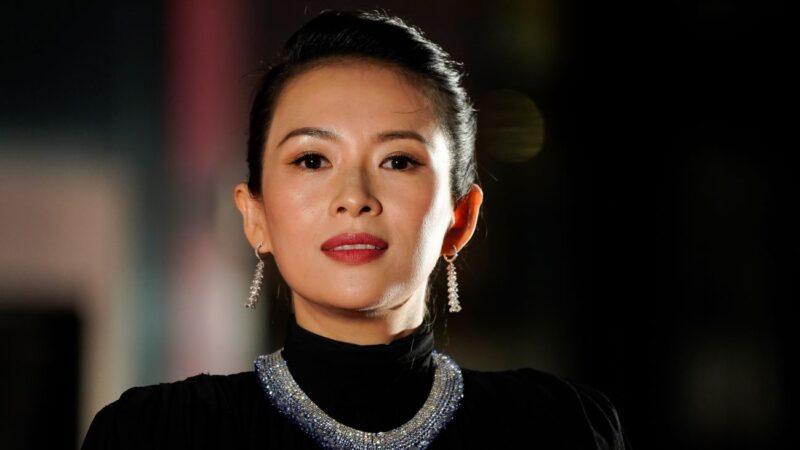 「玉嬌龍」步入中年 網上熱傳41歲章子怡未P圖照