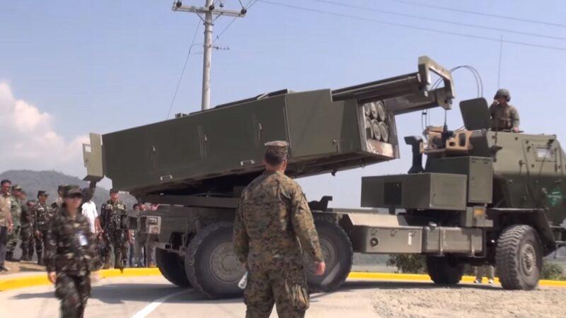 川普上任第8次对台军售 海马士多管火箭系统等3笔