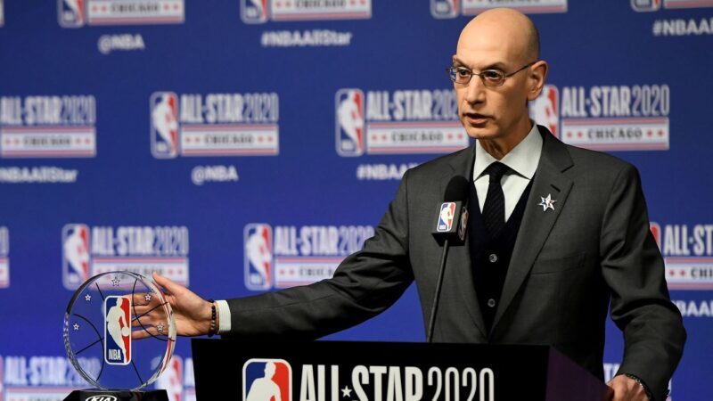 NBA总冠军没人看?总裁席佛一语道破真相