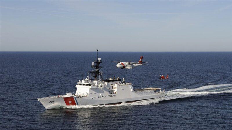 反制中共漁業騷擾 美國西太平洋部署巡防艦