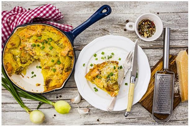 6种美味高蛋白早餐 有饱足感又不增重