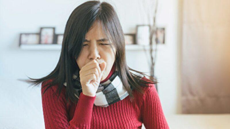 乾咳不是感冒是秋燥?1穴位立即止咳