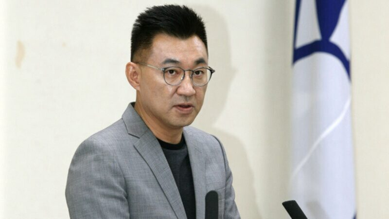 国民党主席:中华民国并非归属中共政权