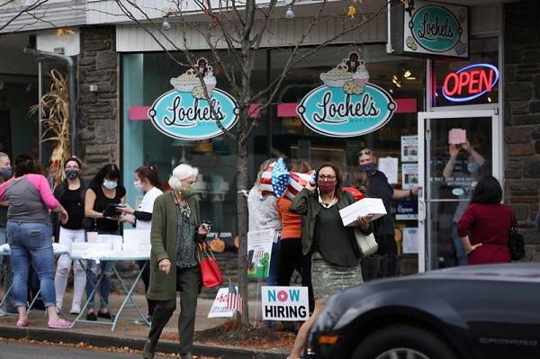 賓州餅乾界章魚哥 賣出川普餅乾比拜登多4倍