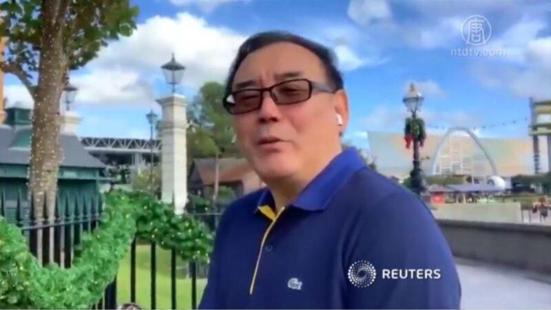 路透:楊恆均自曝「曾是」中共間諜