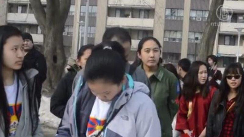 中共国保胁迫留学生当卧底 通话内容曝光