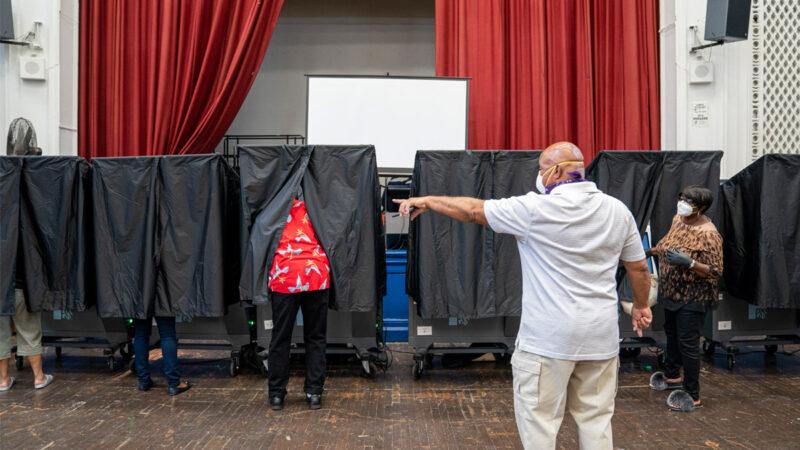 费城投票机编程电脑被盗窃 选举诚信再遭质疑