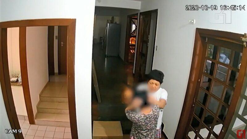 几乎每周对女佣施暴 菲驻巴西女大使被召回调查(视频)