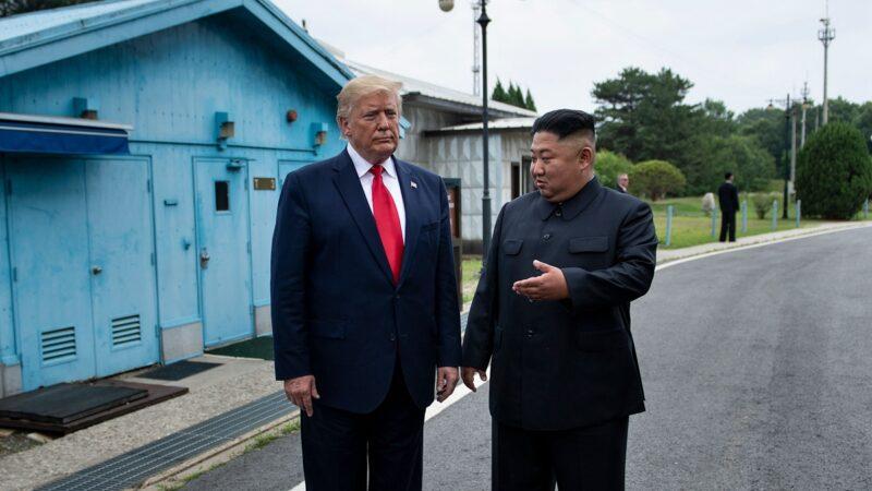 李军: 川普四招搞定朝核危机 金正恩为何又放狂言