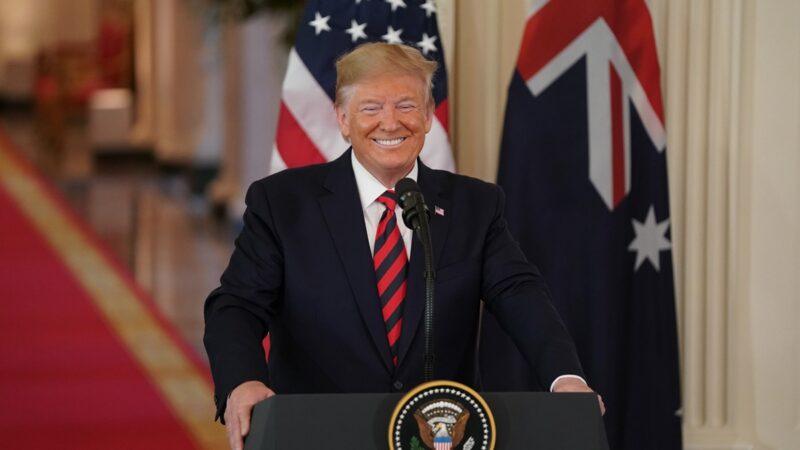 美媒:10個跡象表明 川普將「驚喜勝利」