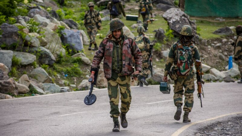 中印边境再起变故 传中方多名军人伤亡