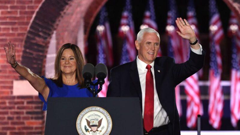 川普檢測呈陽性 副總統彭斯與夫人呈陰性