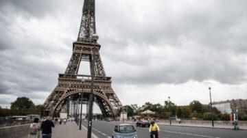 法国新增逾万病例 巴黎将进入疫情最高警戒
