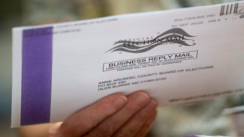 拜登丑闻让选民后悔 美国7州允许重新投票