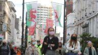 欧洲疫情恶化 法国再创新高 保加利亚总理确诊