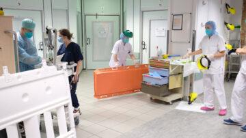 歐洲日增20萬確診 多國內閣部長染疫