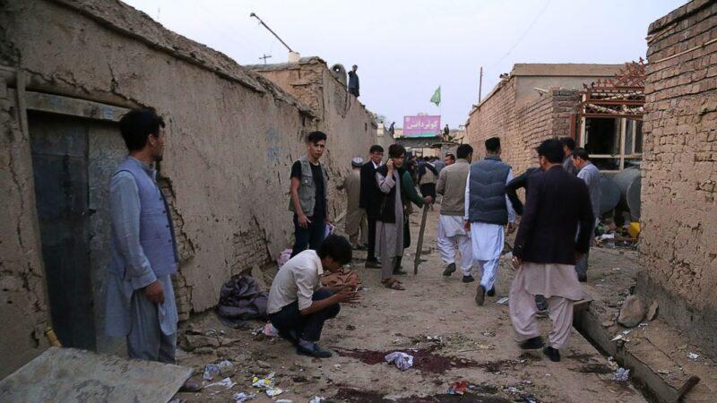 自杀炸弹攻击教育中心 阿富汗首都至少18死57伤