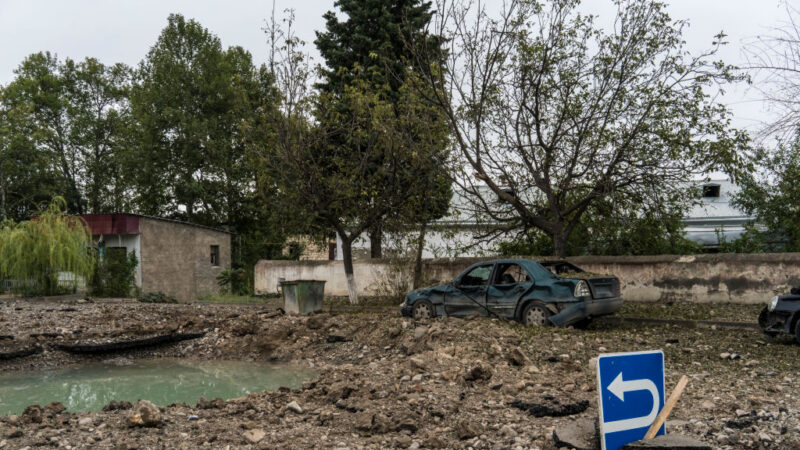 納卡衝突越打越兇 土耳其派傭兵參戰 美法俄籲停火