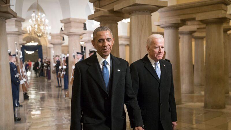 拜登「電郵門」又扯出大人物「O」 美媒直指奧巴馬