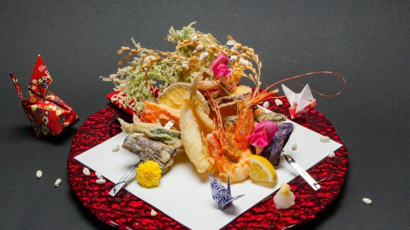 被騙了!日本老爺爺用和紙做出超逼真料理