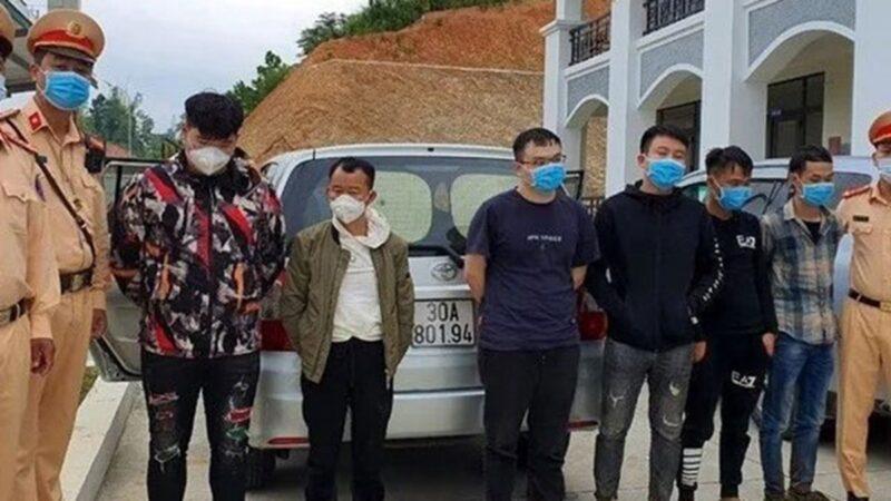 中国经济恶化民众出逃 成批人偷渡越南谋生