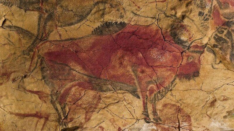 史前艺术巅峯之作!5亿年前的壁画颠覆了我们的想像
