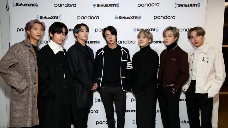 韓國男偶像佳音 「BTS法案」通過延期入伍有望