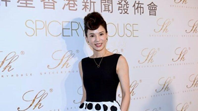 54岁李若彤穿17岁时校服 叹身形没变心更强大