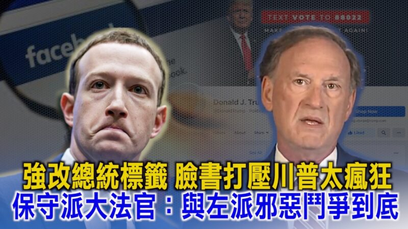 【西岸观察】总统变政治候选人 脸书太疯狂